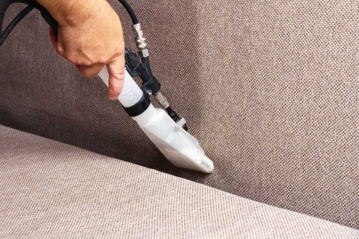 Upholstery cleaning for home or car in Santa Rosa, CA.
